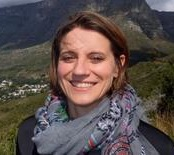 SHERENE KINGMA  Head of Production - Off The Fence, Cape Town