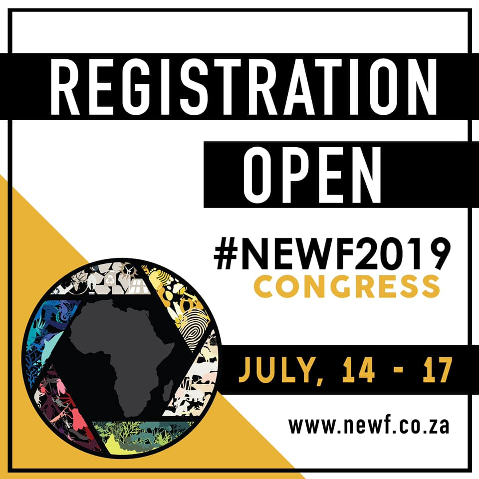 CLICK HERE TO REGISTER FOR #NEWF2019
