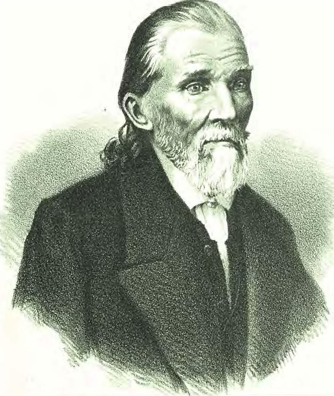 Philo Penfield Stewart - 1798-1868