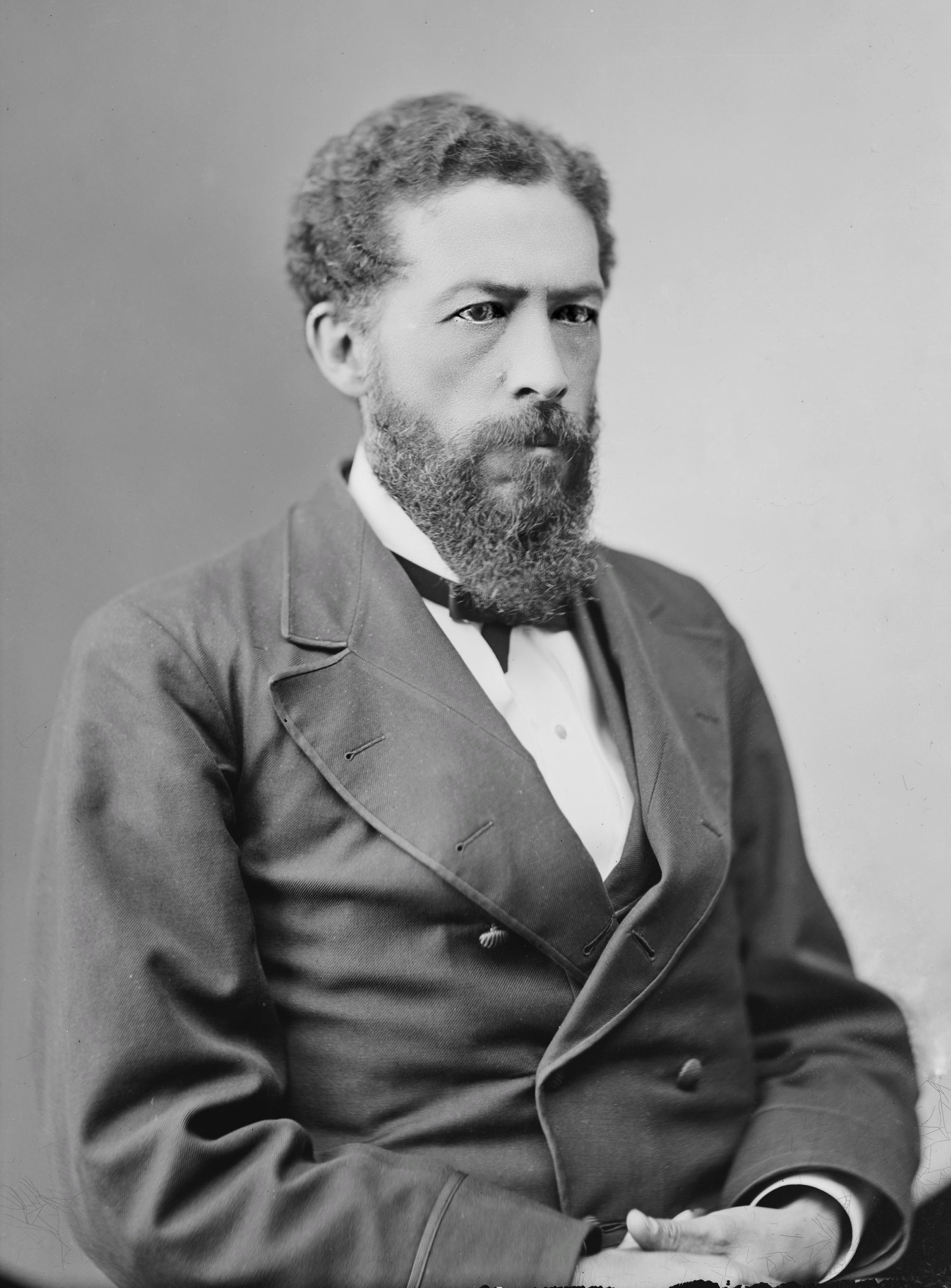 John Mercer Langston - 1829-1897