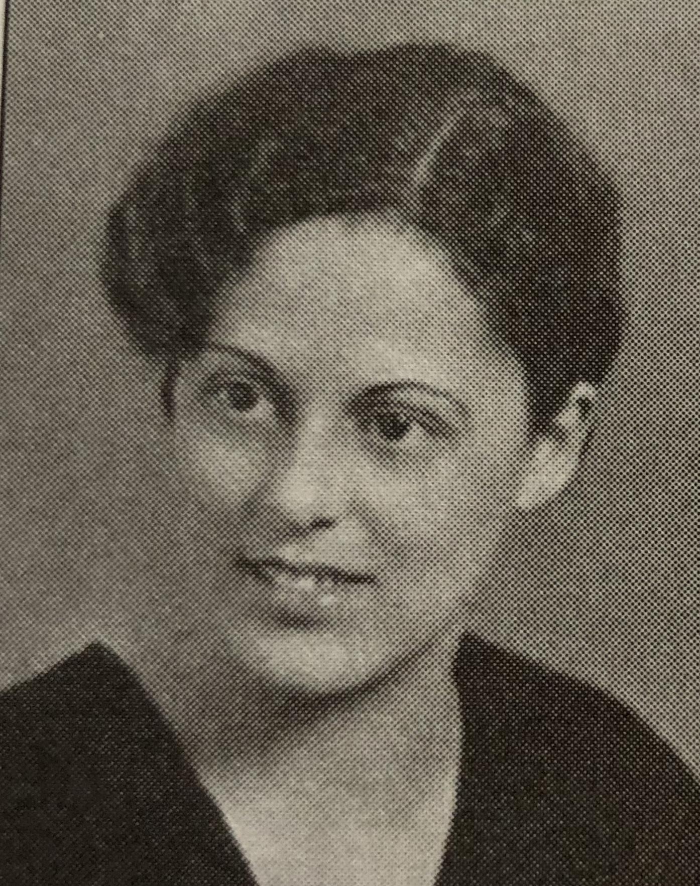 Elizabeth Grace Mary Glenn Thomas - 1913-1989