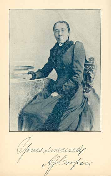 Author's Photo - from her first book, published in 1892.