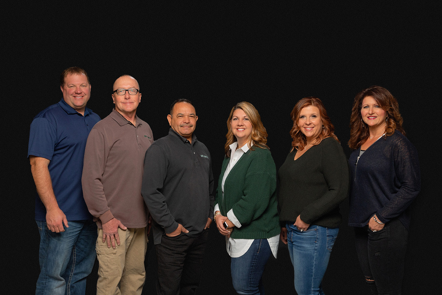 Coffey Complete Landscaping team