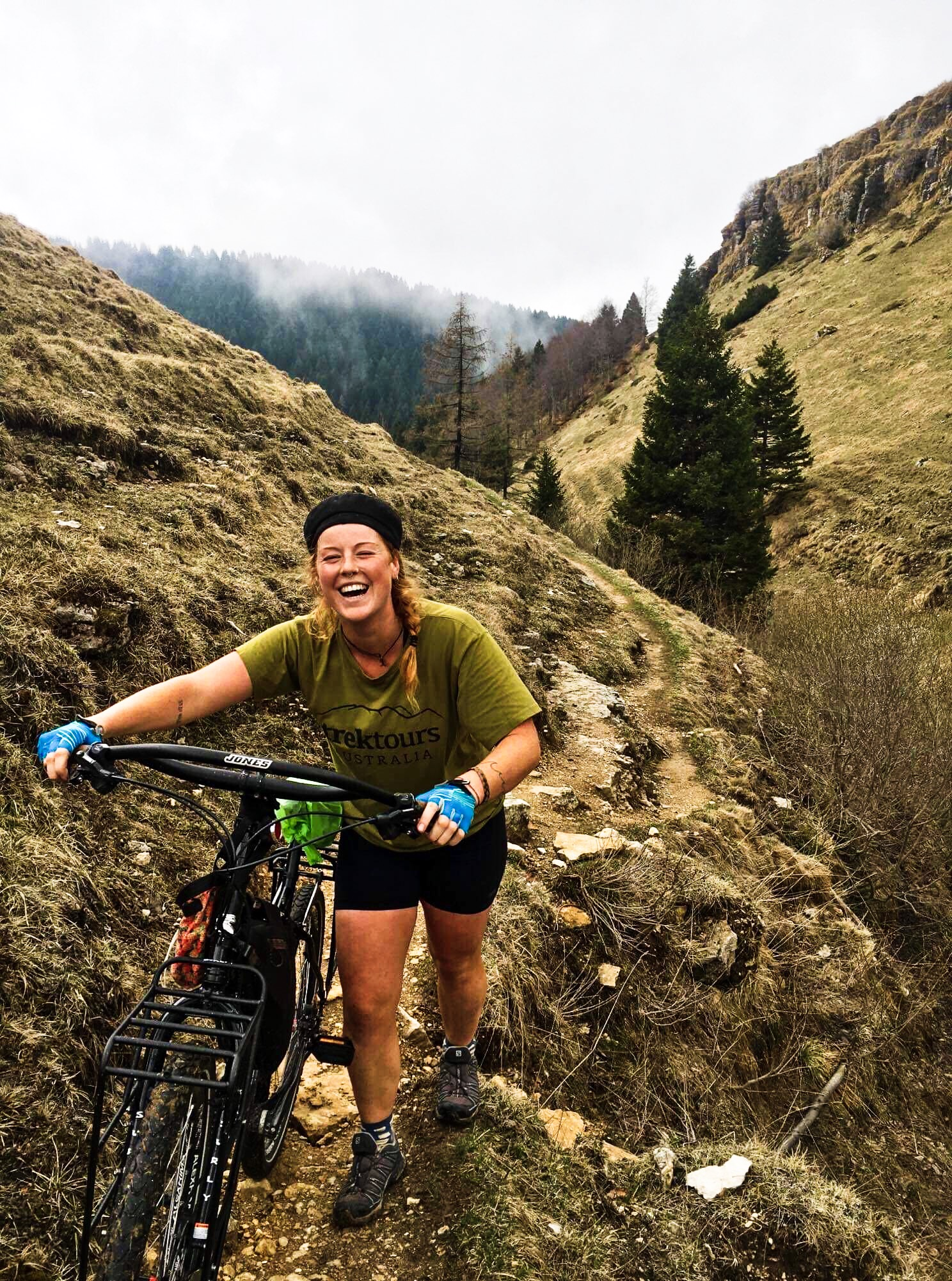 Zoe Nicholson - Instagram - zoenicholson27 (Zoe Freckleson)Favourite snack? - Almonds or a good crunchy muesli.Favourite brew? - To sit down and have a chat with people is a SUPER FROTHY soy cappuccino with some honey in it!About you. - Hiking has been my main activity for a long time as I work as an outdoor wilderness guide yet now I am getting into the new adventure medium of bike touring whilst I am traveling. It has been a wicked adventure so far! I am really enjoying it as I am able to combine my passion of being in the outdoors with being able to cover a lot more distances.