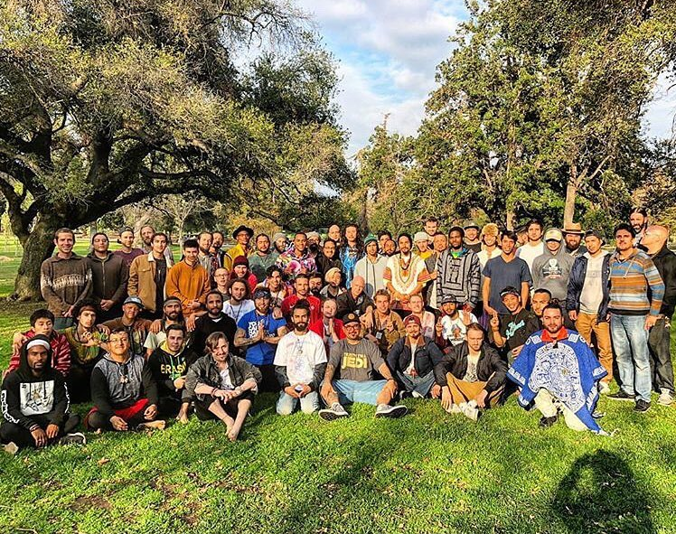 Cosmic Consciousness Tribe Gathering Spring 2018