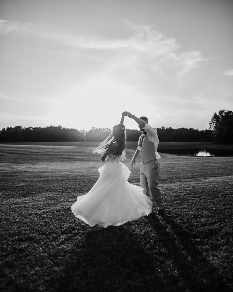 A gorgeous wedding at THE RANCH