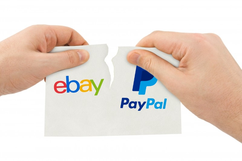 PayPal and eBay to split