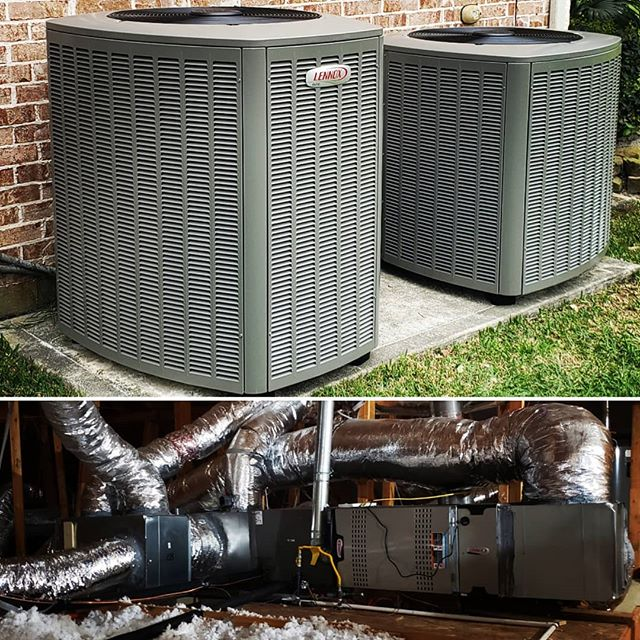 We were able to put a wonderful new family's HVAC needs in the past this week!