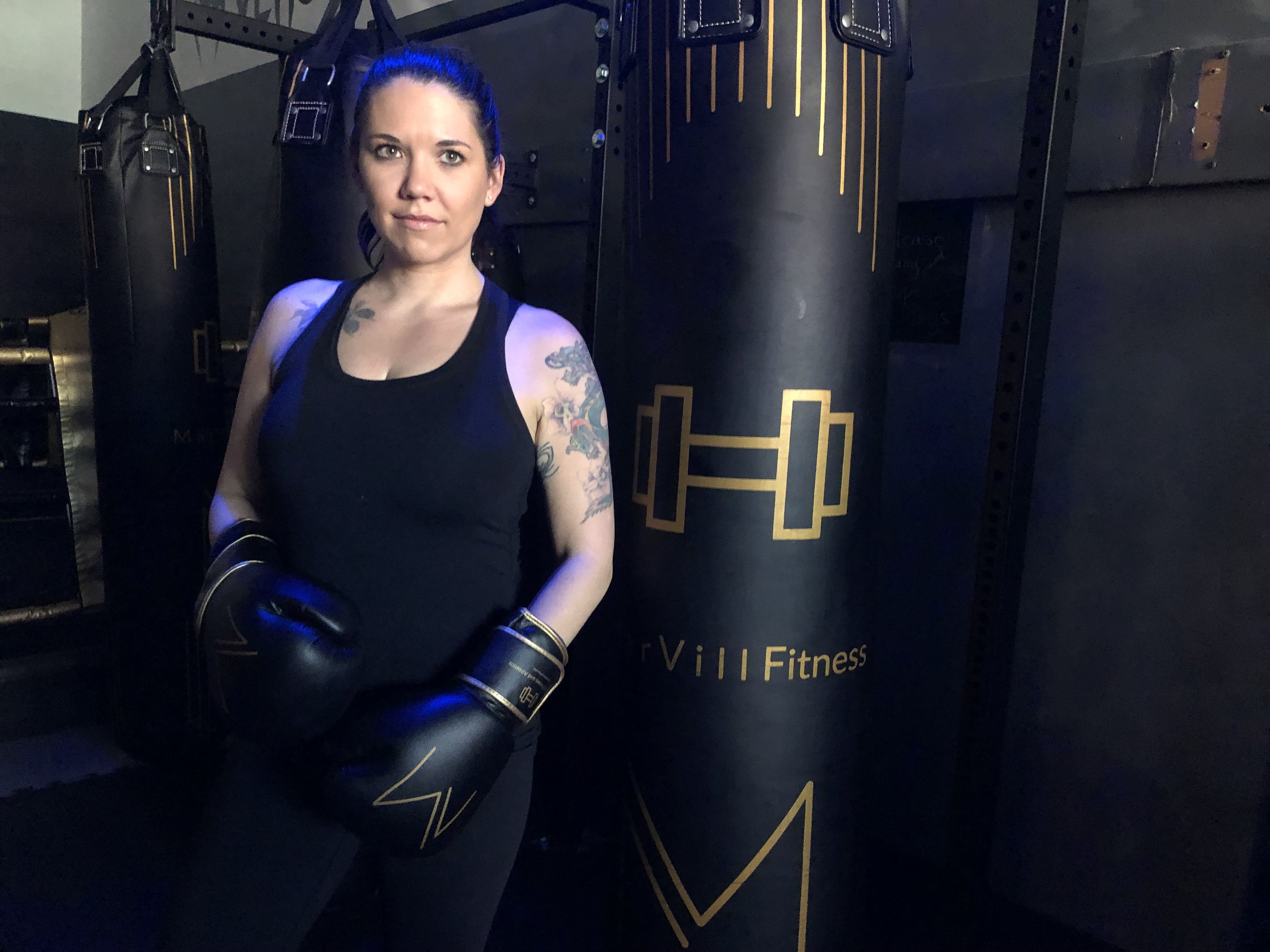 """- Jessica lemmon - Lemmon Entertainment - """"I've always genuinely enjoyed exercise but when my responsibilities increased & international touring became a heavy, I struggled to stay active & my physical and mental health suffered. I now make exercise my top priority. I schedule my life around my pre-planned work outs & my body + brain feel stronger than ever!"""""""