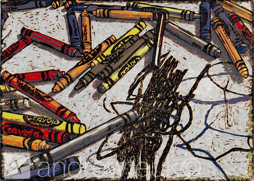 Beau's Crayons #1