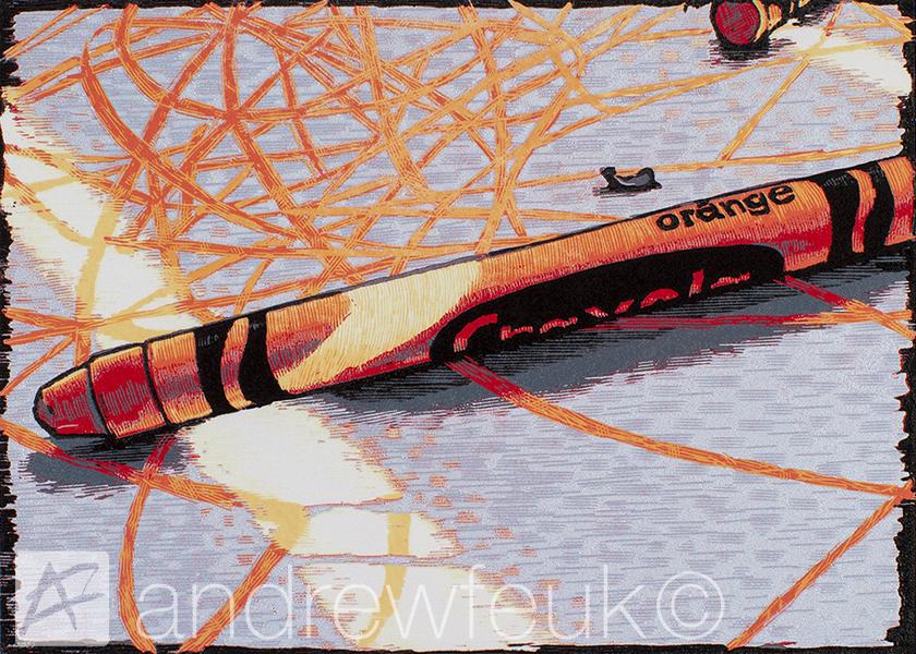 Beau's Crayons #6