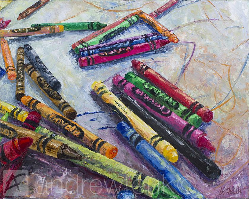 Beau's Crayons #2