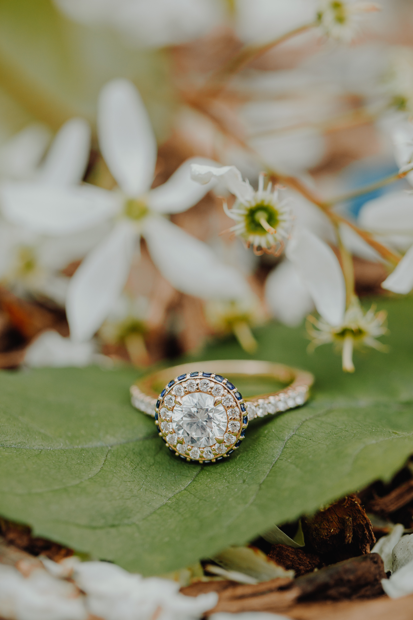 Brooklyn engagement ring