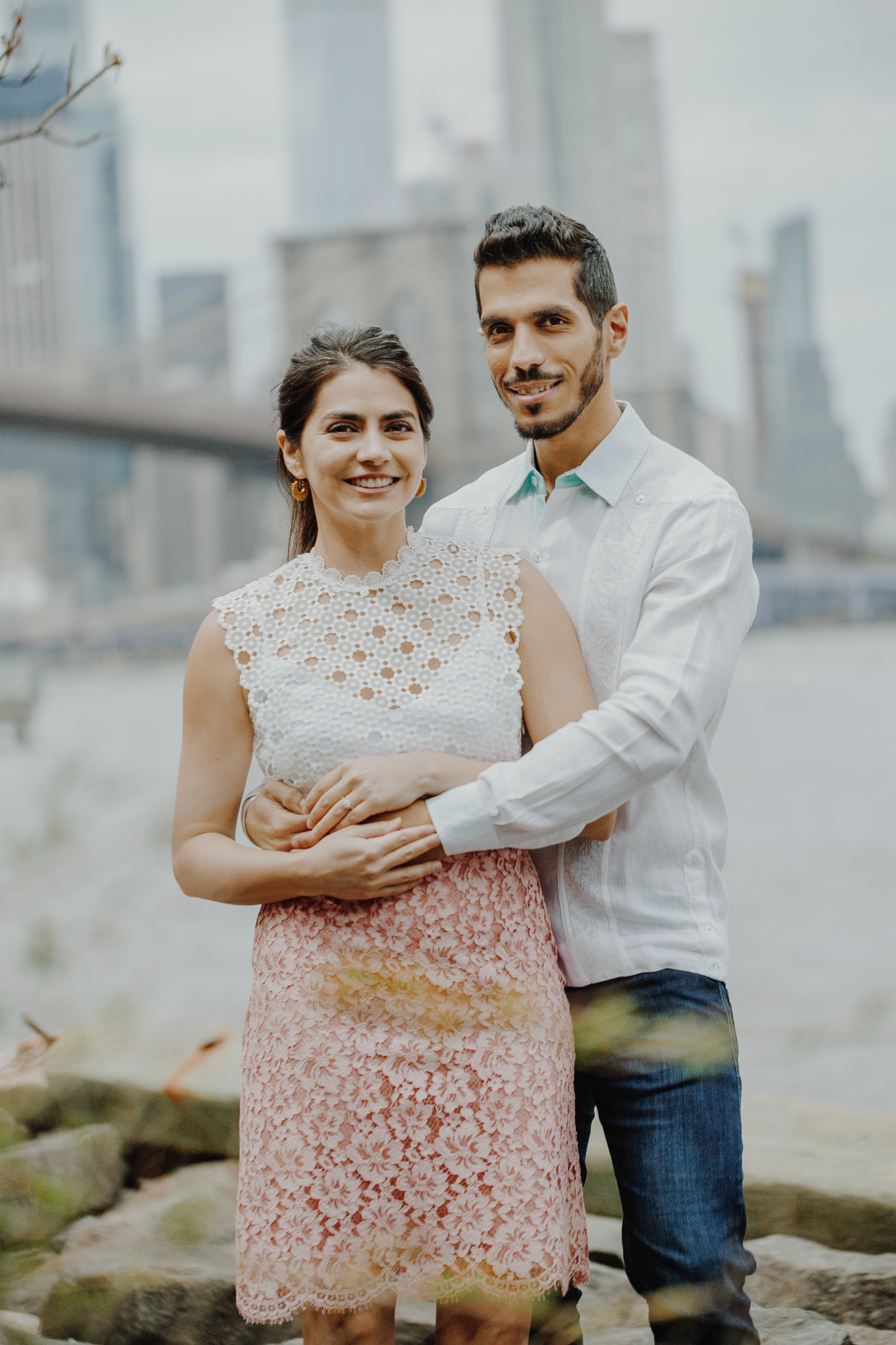 Dumbo engagement pictures