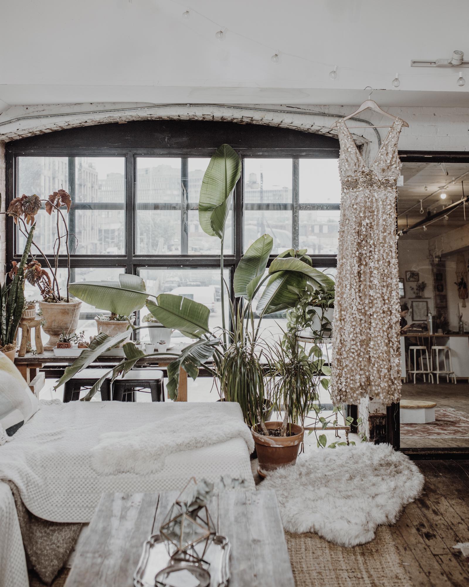 Brooklyn wedding dress shop