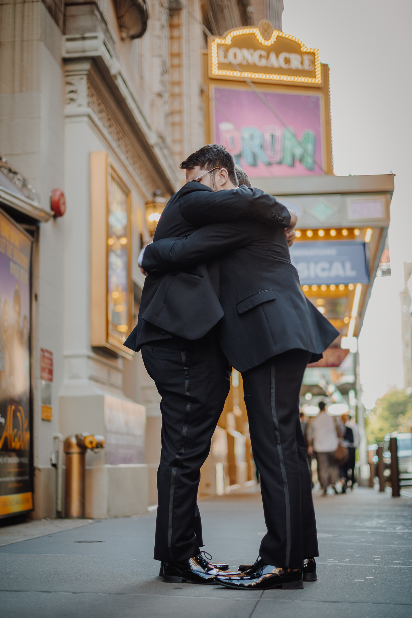 Secret proposal photography in NYC