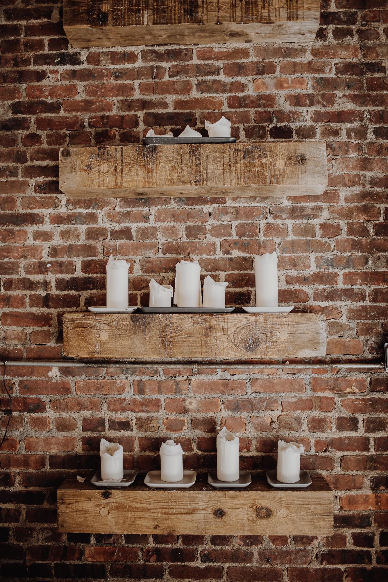 Rustic Brooklyn Wedding Venue - The Castle