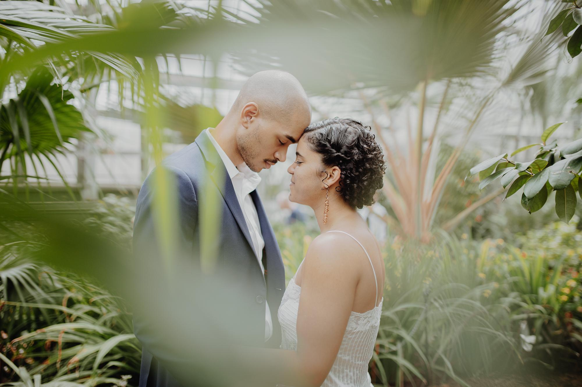 NYC Post-Wedding Photo Shoot