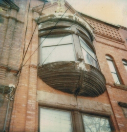 Oriel Window Hudson Ave, Albany NY Replacement