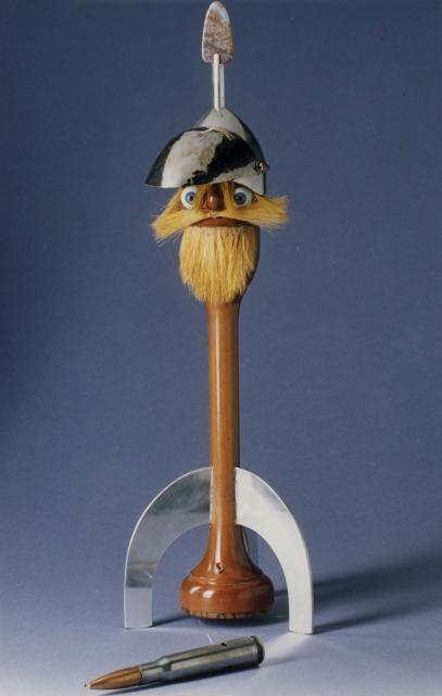 Rocket Gnome, 1997