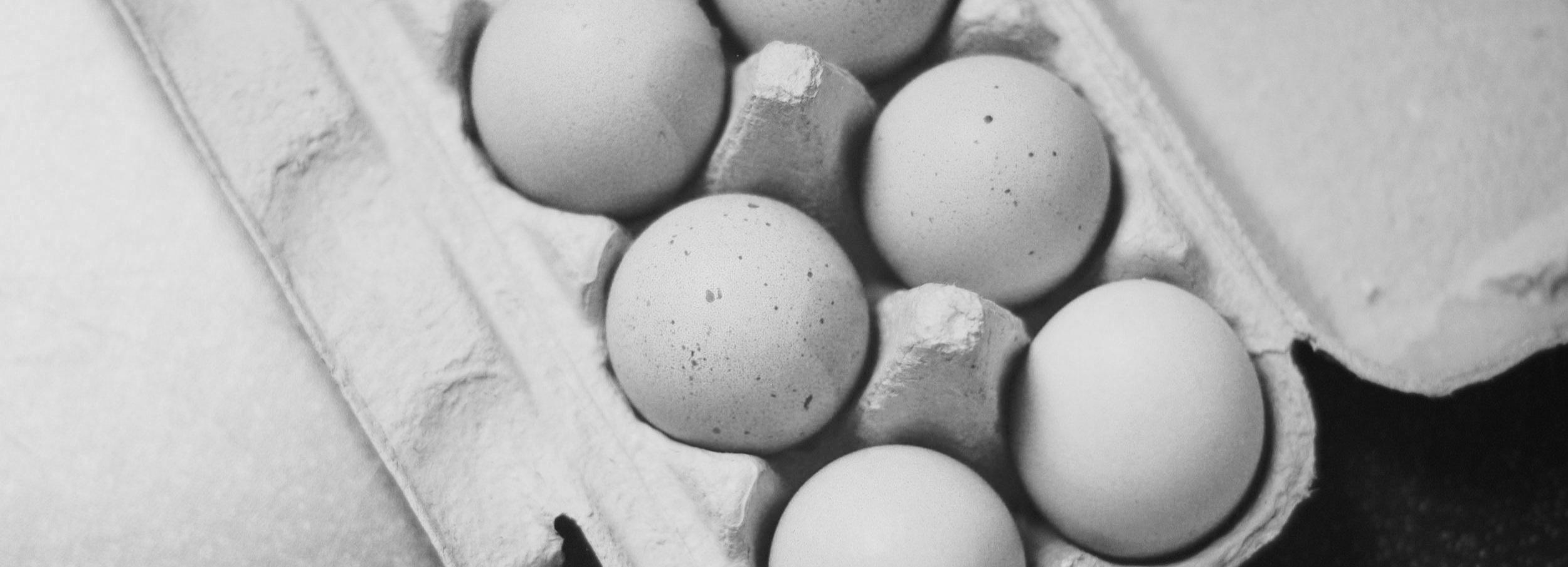 Hard Boiled Eggs -