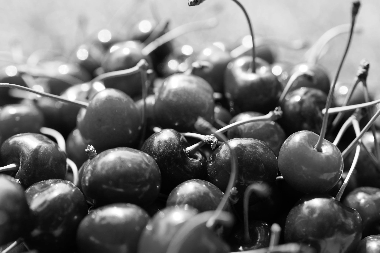 Pickled Cherries - 1 Hour