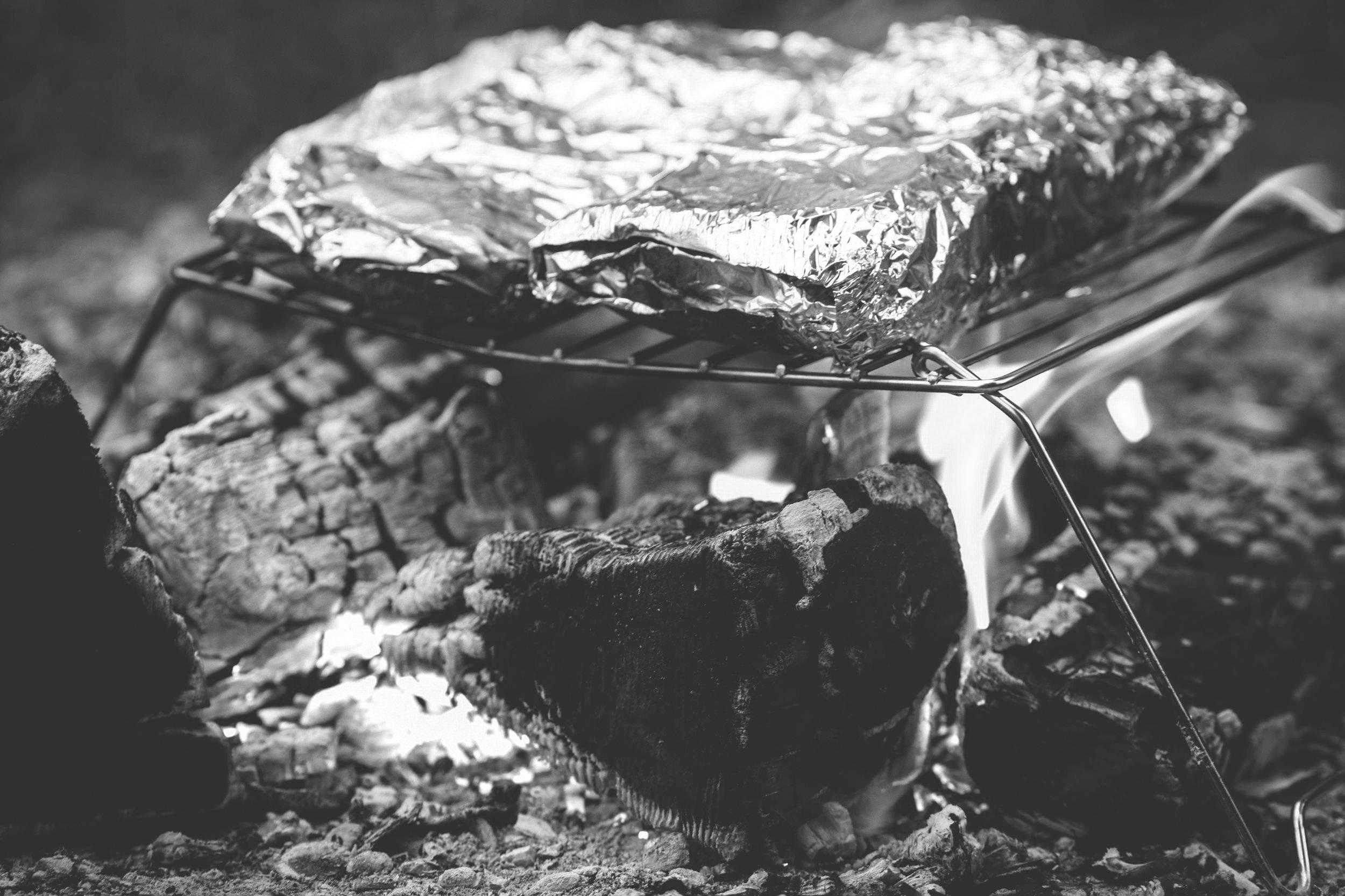 Foil Pack Breakfast -