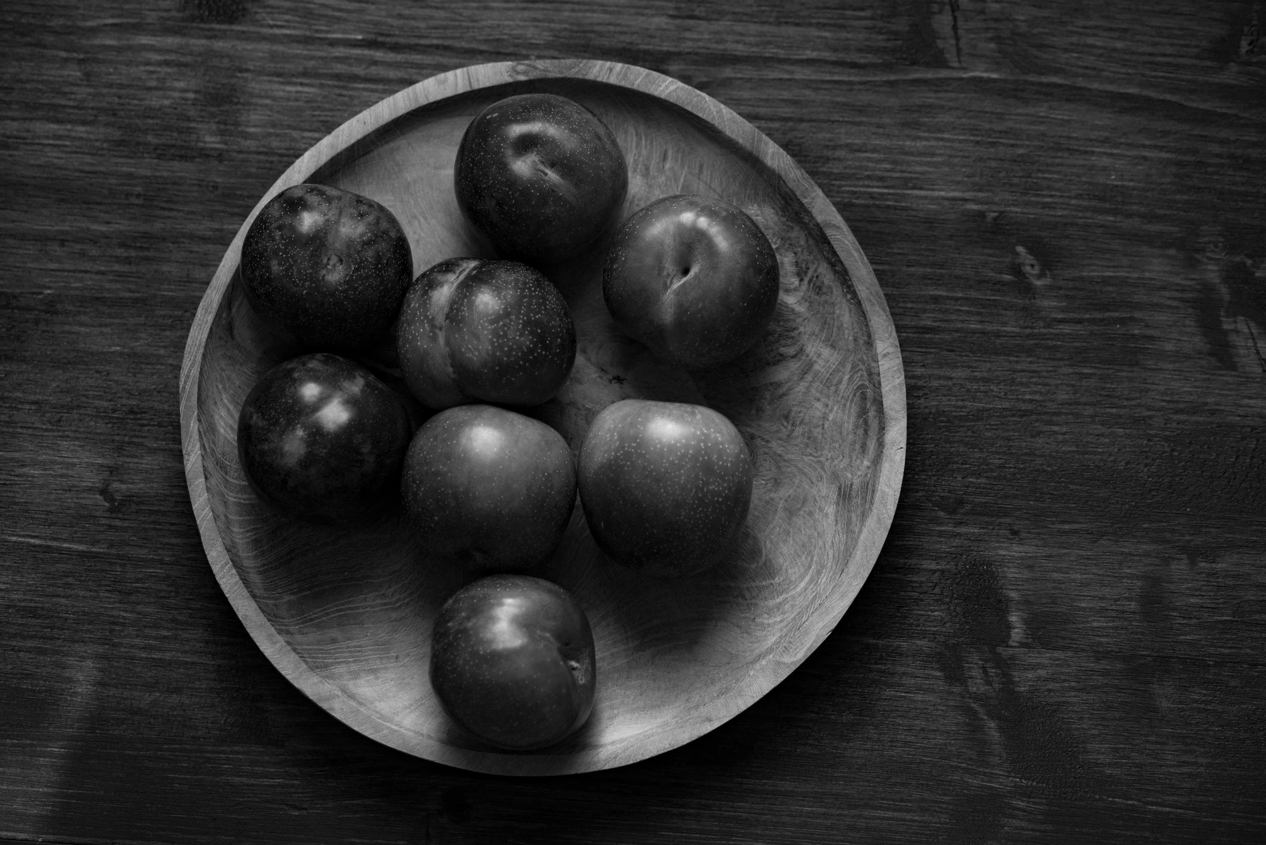 Roasted Stone Fruit -