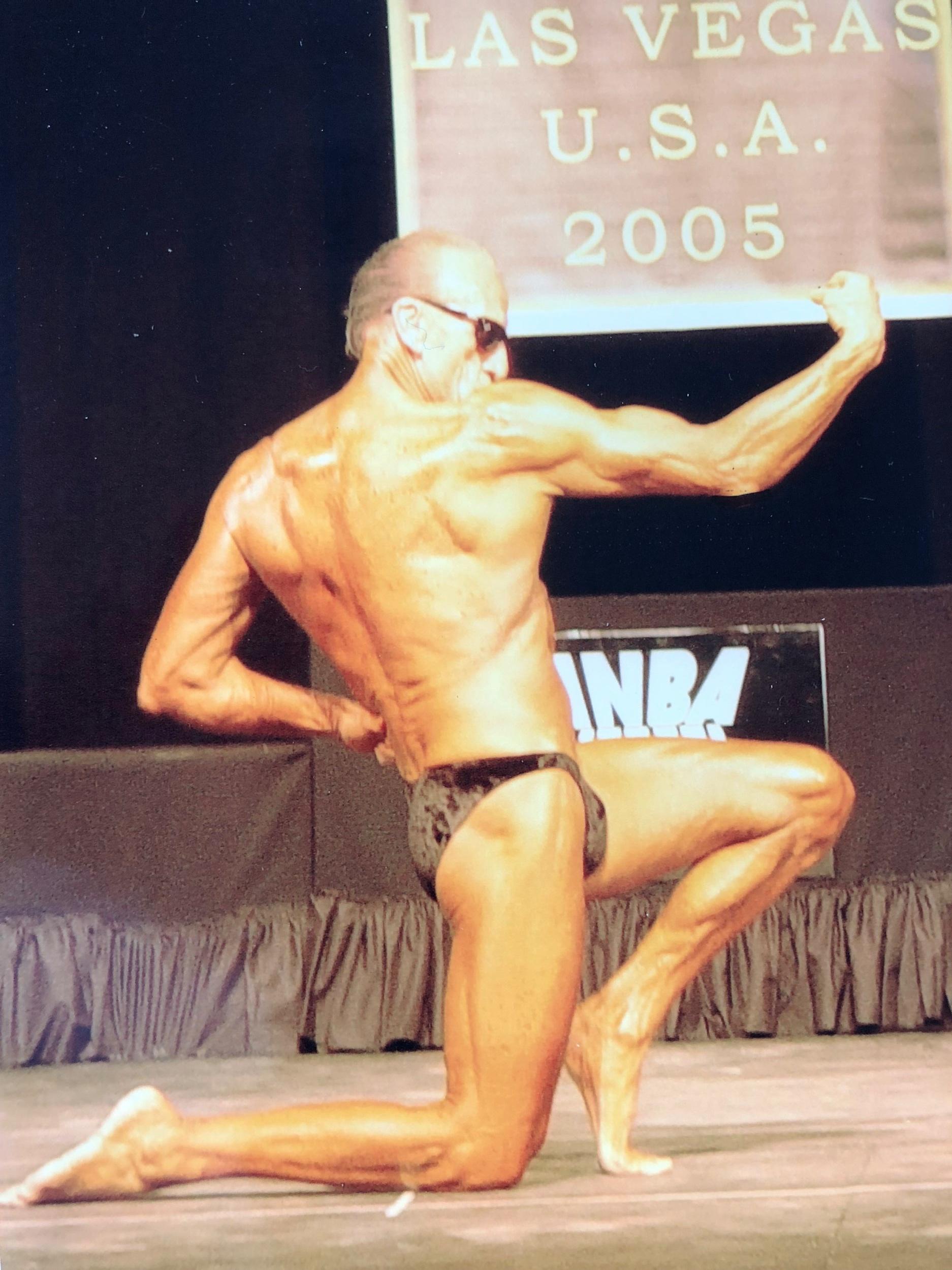2005 MR. USA (LAS VEGAS)