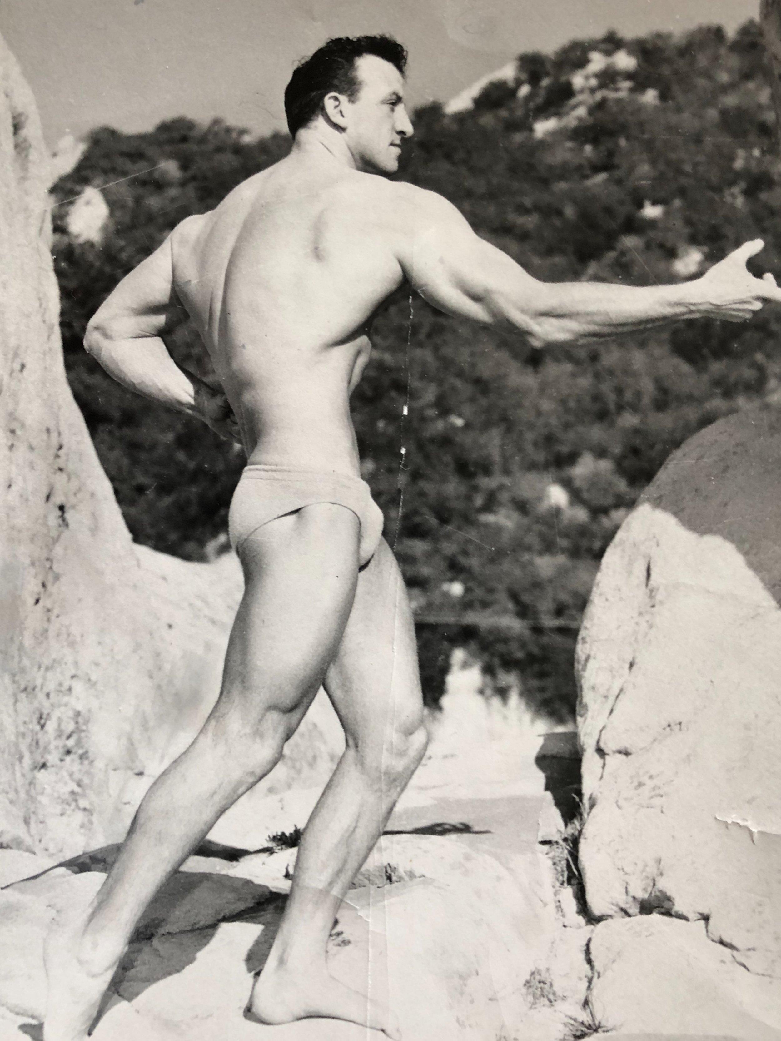 1964 (MUSCLE ROCK) - AGOURA