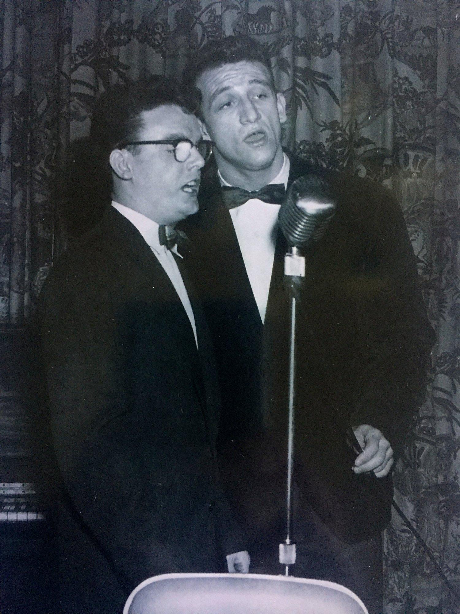 1956, Toronto