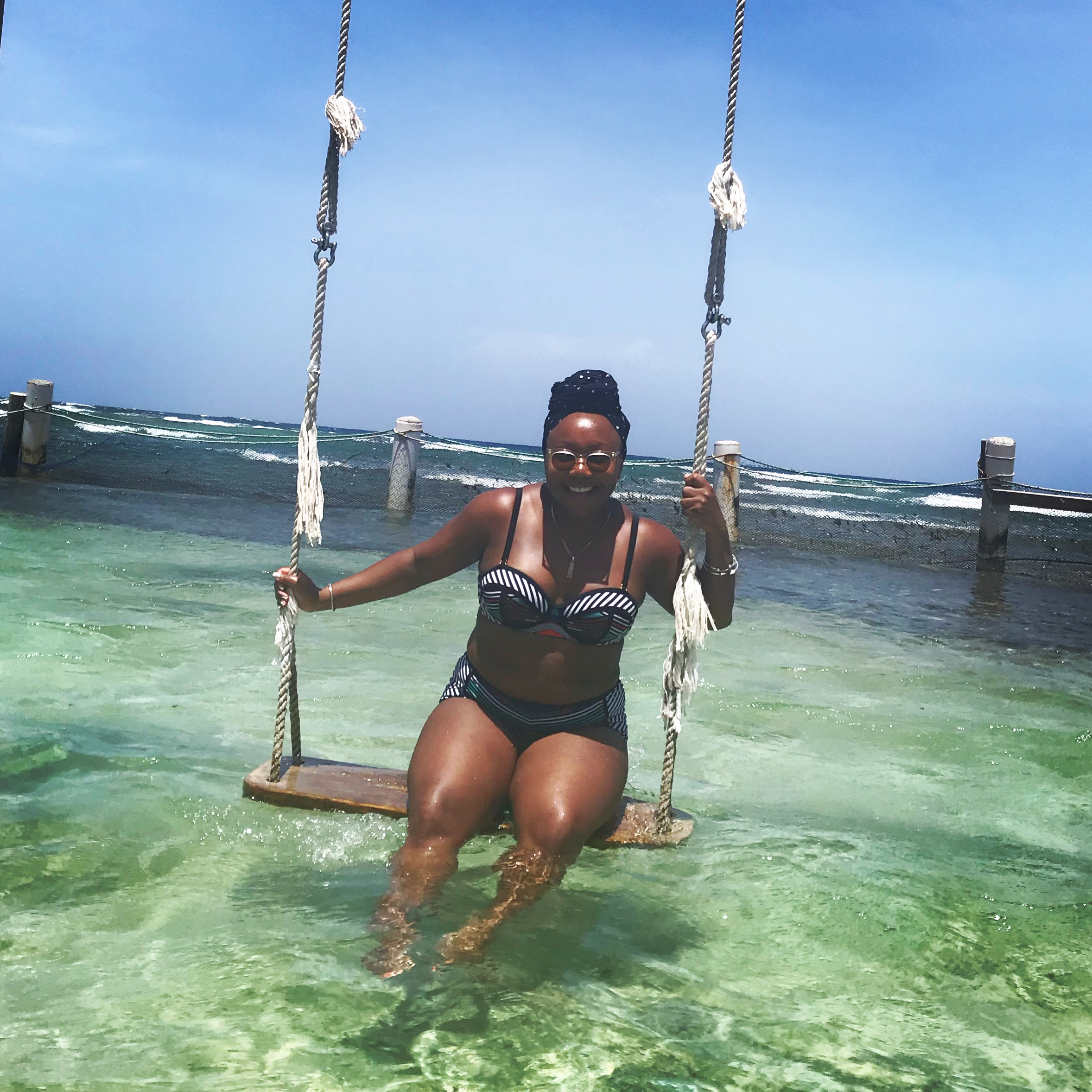 swinging into the summer