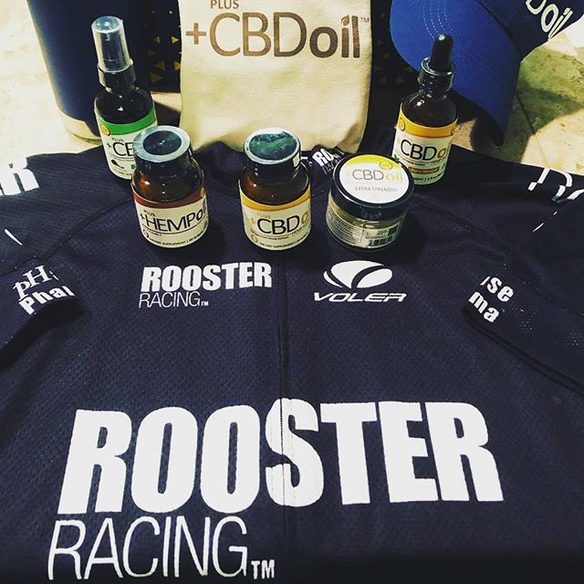 @roosterracing proudly welcomes @youpluscbd as one of our 'Powering Sponsors' for 2019! We are excited to work together to help communicate the benefits of CBD in Health/Fitness/Performance! . . #doridelive #pluscbdoil #cvsciences