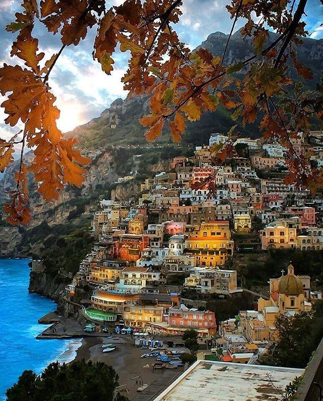 Italy in the fall 🍂  @lazyitalianculinaryadventures