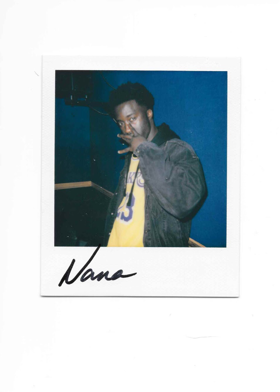 Episode 5 - Nana Interview - We speak with Los Angeles rising star Nana about his Ghanaian heritage, growing up in Los Angeles and the importance of authenticity!