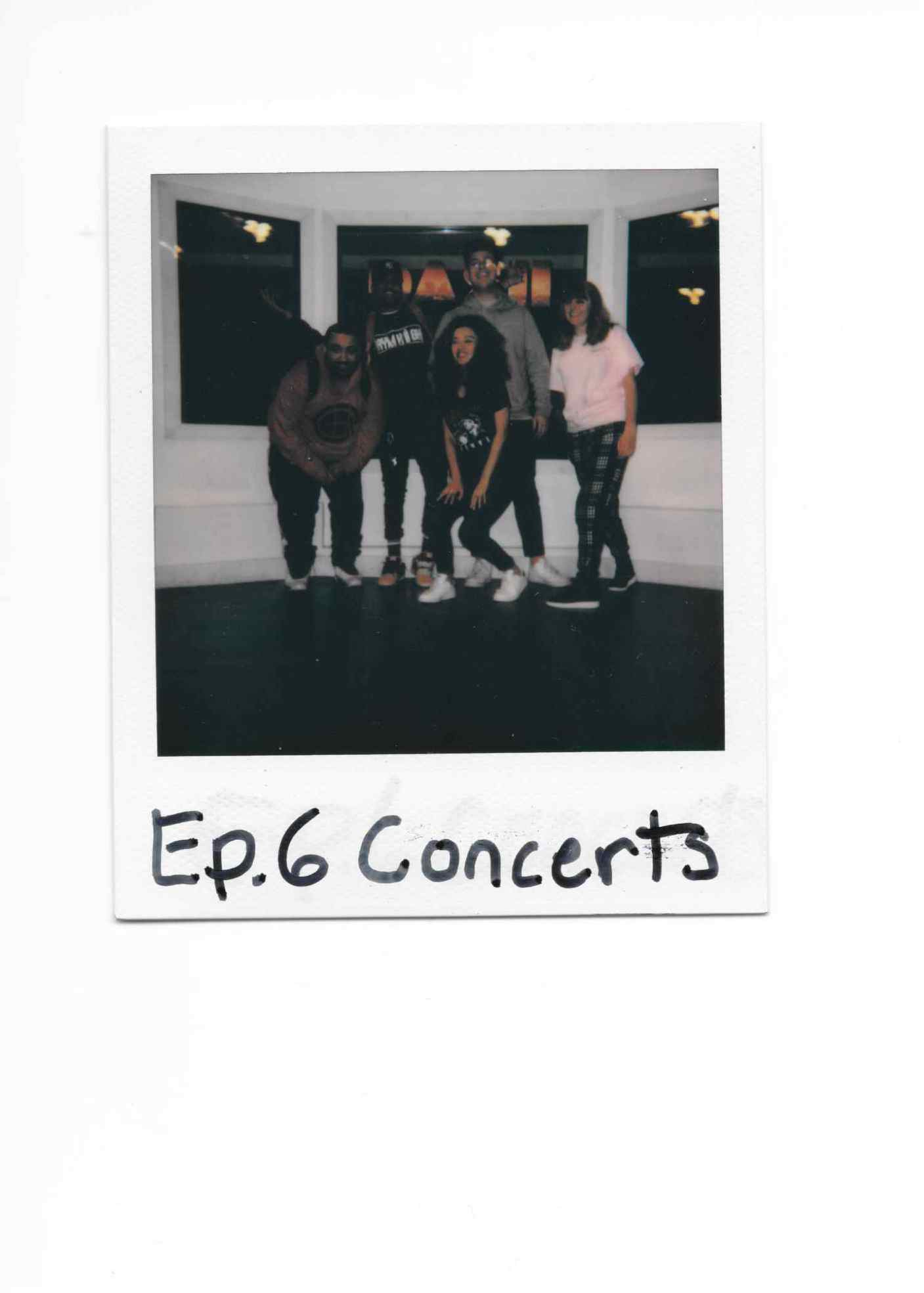 Episode 6 - Concerts - We share memories from our favorite concerts and also give some dos and don'ts on how to have a successful show. Rage wisely.