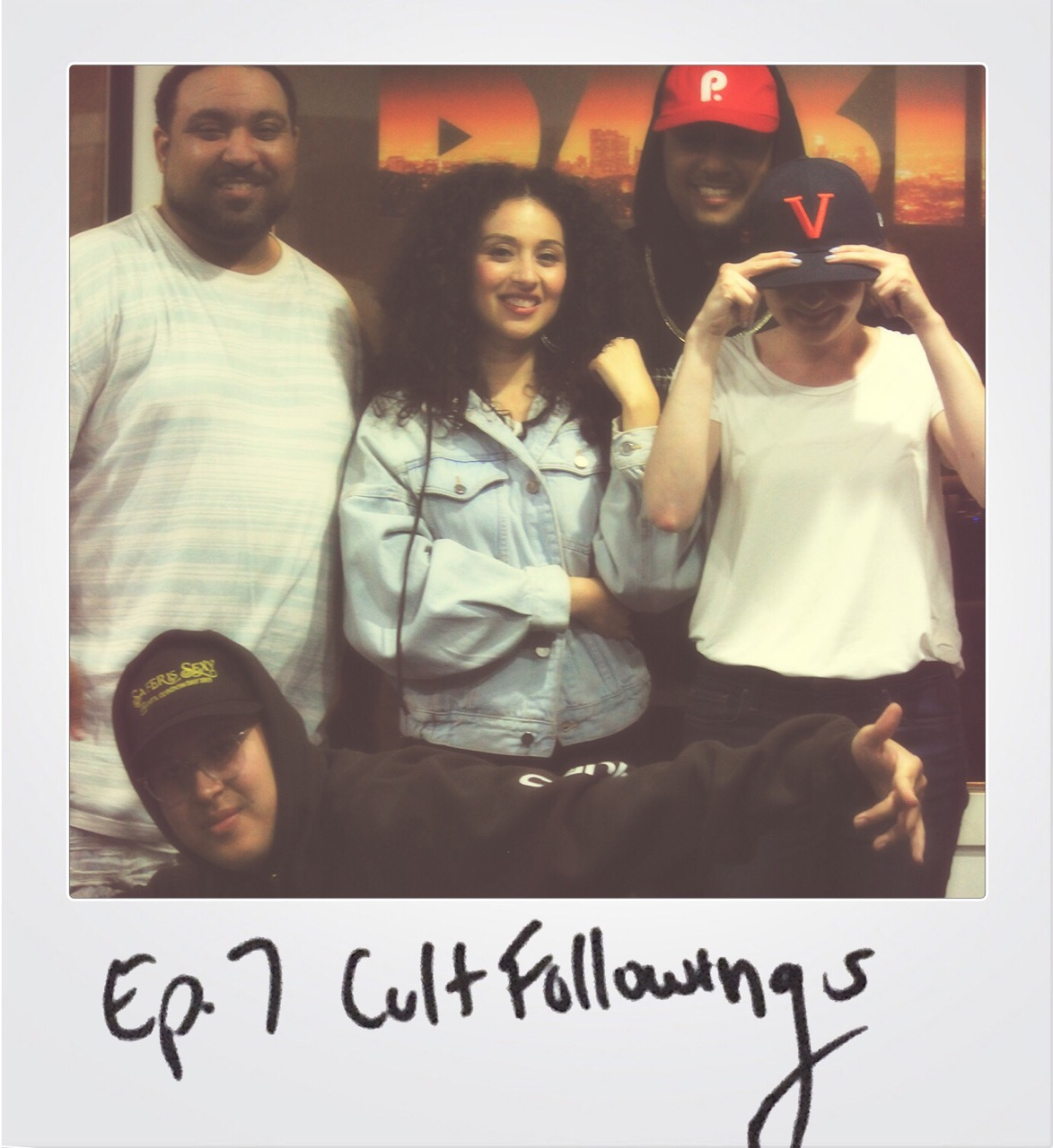 Episode 7 - Cult Followings - We explore the cult followings of Kid Cudi, MF DOOM, Eminem, Tyler The Creator, Lupe Fiasco, Logic, J. Cole and Nicki Minaj and what it means to have such diehard fans.