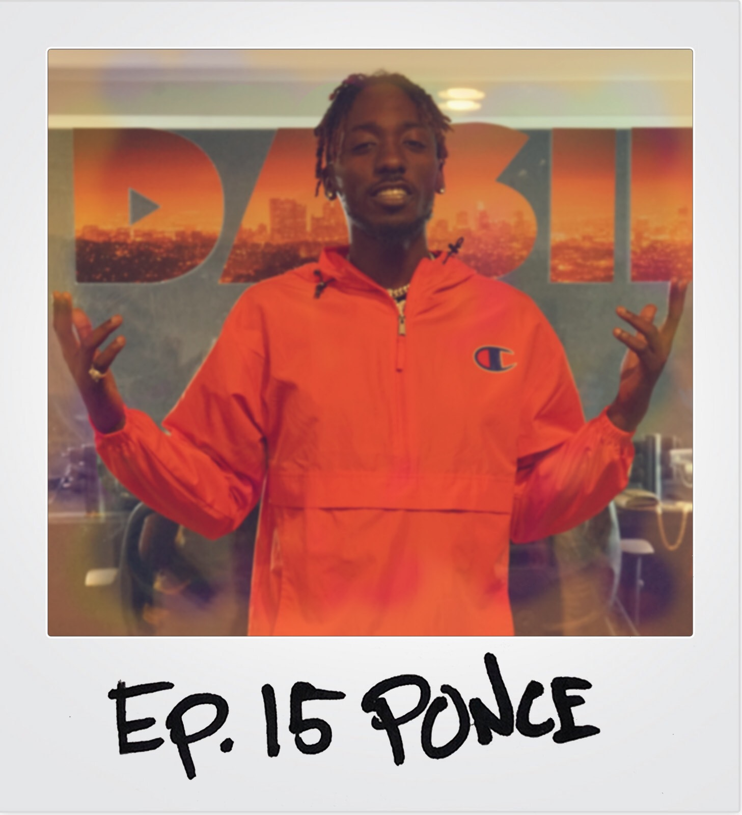 Episode 15 - Ponce De'Leioun Interview - We share lots of laughs with Ponce De'Leioun about what it means to be an independent artist, why he connects so well with NBA players and how to survive an AirBnB from hell.