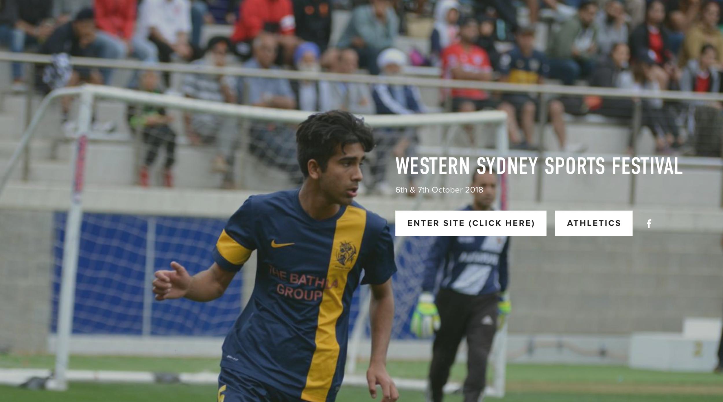 western sydney sports festival -