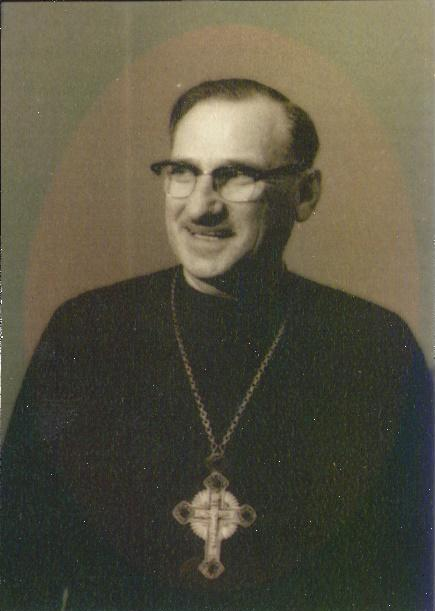 Father Leonid Kaspersky (1907 - 1993)