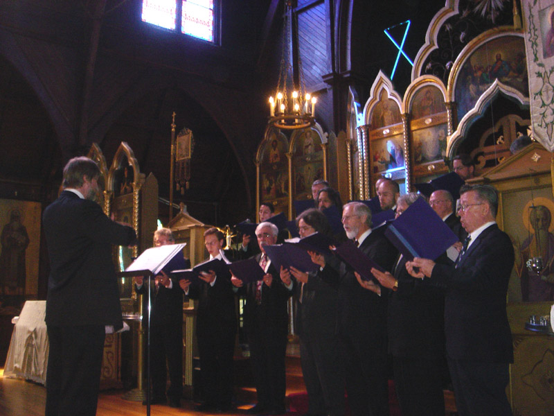Diakonia Men's Choir -