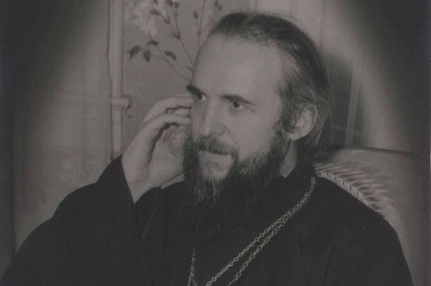 Archbishop John Shahovskoy -