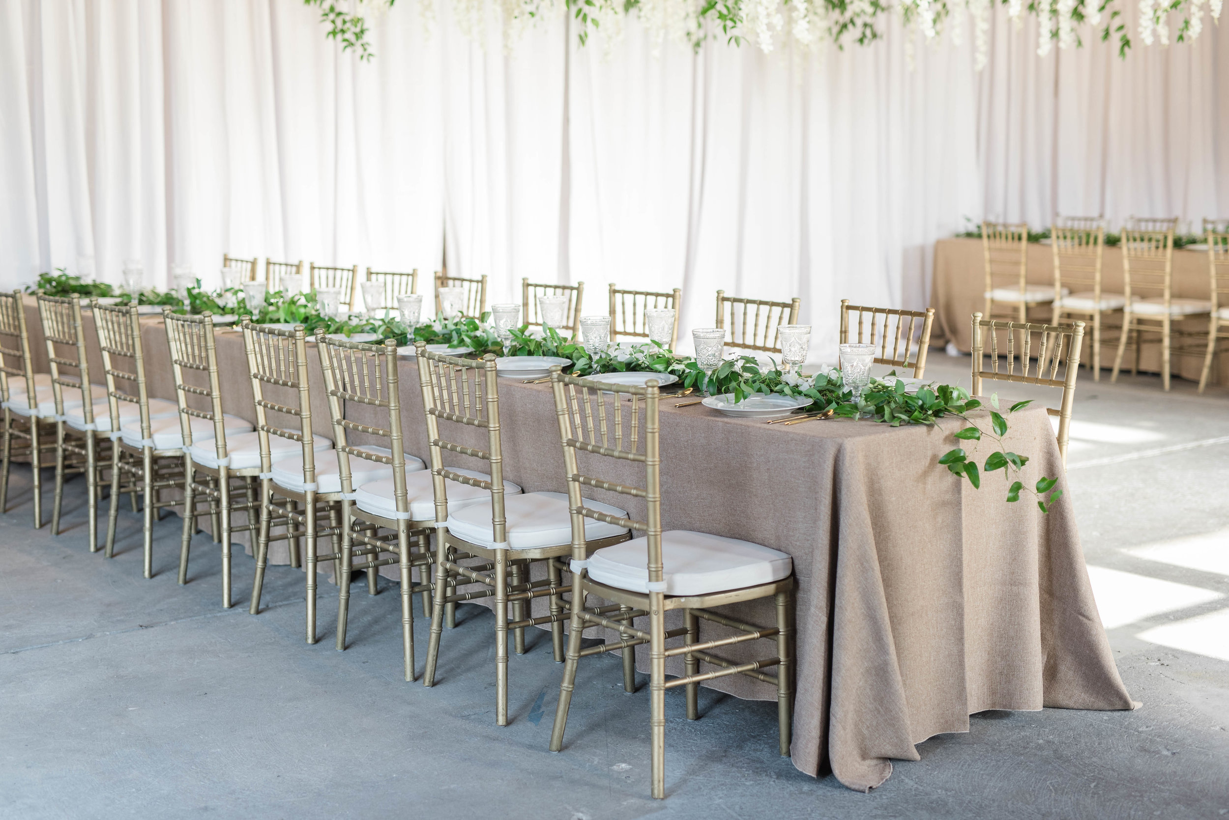 New Orleans warehouse wedding venue