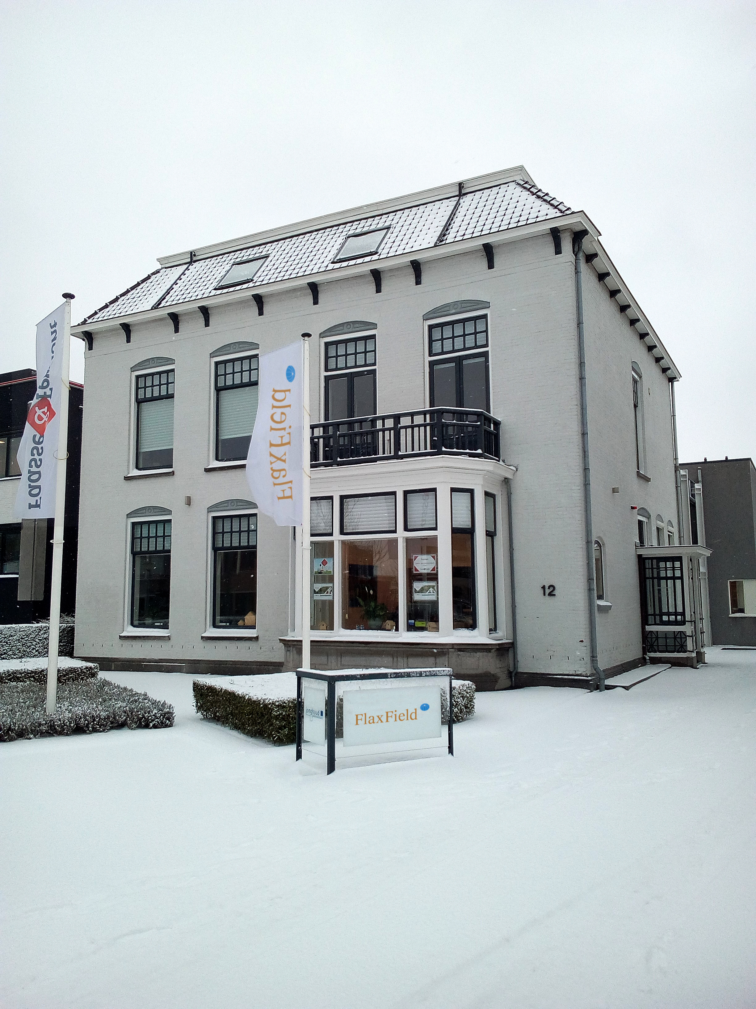 FlaxField office in Goes, the Netherlands.