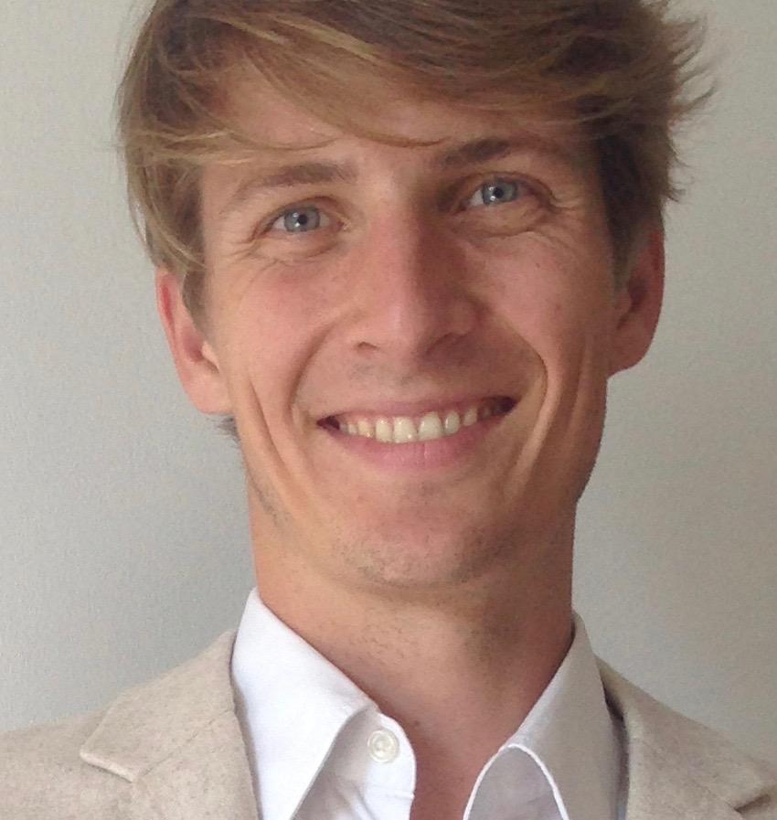 Jonas Schröter - Fundraising