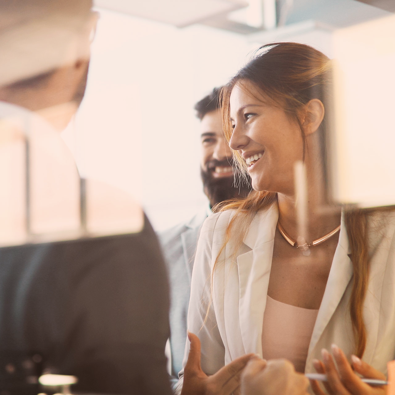 We know that when people relate well with their colleagues, they're happier and more productive. When a workplace is cohesive, everyone pulls together to achieve even greater outcomes.