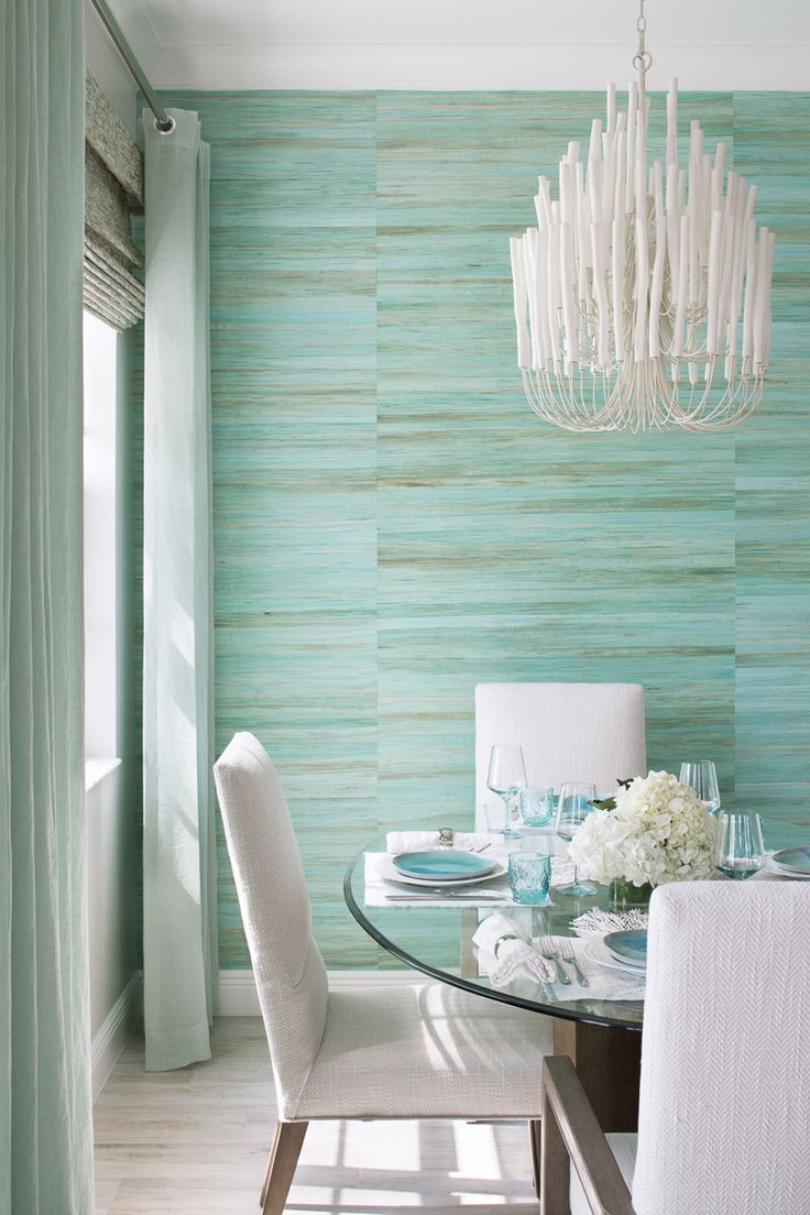 Grasscloth for wall texture