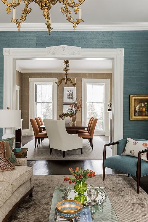 Hausporta Considering Grasscloth Wallpaper Here Are 9 Things You Should Know