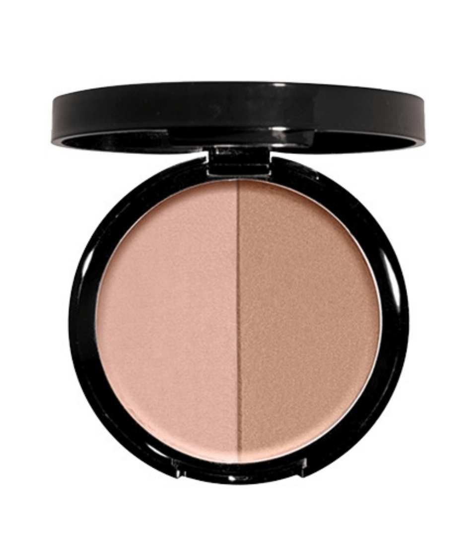 Ariane Pool Blush and Bronze Duo