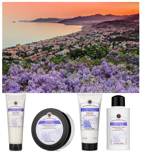 Perlier New Limited Edition Lavender Honey Collection.png
